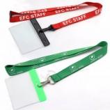 Два крючка с двойным зажимом для ремешка, держатель для значка Id, ремешок для карты Id, ремешок для карты талре