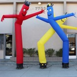 Factory supply cheap Light high quality inflatable air dancer costume