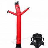 Used Christmas Cheap Advertising Inflatables Mini Flame Air Dancer Blower Used Desktop Air Sky Dancers Advertising