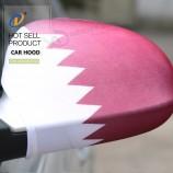 Автомобильные аксессуары индивидуальные национальный флаг твердые оптом Автомобильное зеркало флаг