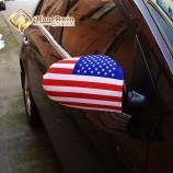 중국 제조 업체 인기있는 편안한 국가 미국 영국 벨기에 자동차 미러 플래그