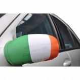 ワールドカップ車の旗すべての国旗の車の翼ミラーカバーフラグ