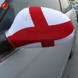 Хорошее качество индивидуальный логотип американский автомобиль крышка зеркало флаг
