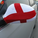 좋은 품질의 사용자 정의 로고 미국의 자동차 커버 미러 플래그