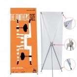 Выставочный стенд высочайшего качества, регулируемый по технологии Flex X banner