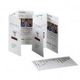 индивидуальные услуги печати листовок / буклетов / брошюр формата A4 / A5