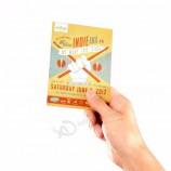 高品質のカスタムオフセット印刷ポスター、ミニチラシ、パンフレット、小冊子、パンフレット、カタログ印刷
