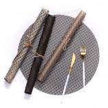 высококачественные профессиональные настольные коврики из бамбука