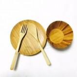 Горячий продавать набор посуды из бамбукового волокна