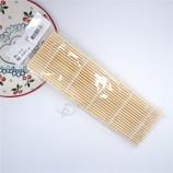 寿司屋のための自然な色の竹ロール寿司メーカー