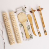 竹寿司ローラーキットと箸セットの卸売り