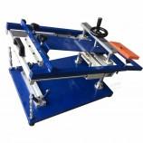 Ручная машина для трафаретной печати с цилиндрическим трафаретным принтером ns202