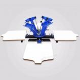 중소 기업에 맞는 실크 스크린 스크린 인쇄 프레스 스크린 인쇄 기계