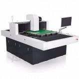 передовая технология шёлковый лазер прямой экран экспозиции литография машина