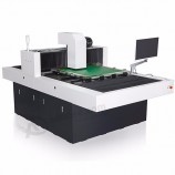 先端技術シルクレーザー直接スクリーン露光リソグラフィー機