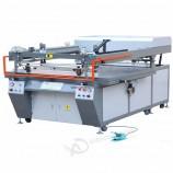 자동 장전 식 편평한 피복 실크 스크린 인쇄기 TM-120140