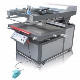 クラムシェルの交通標識自動スクリーン印刷機TMP-70100