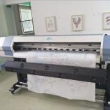 Широкоформатные принтеры Eco 1680mm для напольной рекламыОптовая продажа фабрики УФ планшетный принтер максима