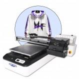 工場卸売UVフラットベッドプリンター最大印刷60 cm *中国のxp600printheadの90 cmヒスイ6090uvプリンター