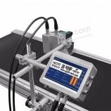 工業用シリアルコード有効期限印刷機インクジェットロット番号プリンター用PP hdpe PETプラスチックボトルPVCパイプチューブ