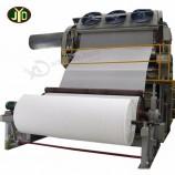 トイレットペーパーのJYD生産A4紙最高で最も安いバガスパルプ製版機