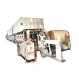 машина для производства бумажных тарелок из гофрированного крафта