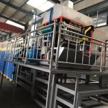 Полностью автоматическая машина для производства бумажной массы Бумага для яиц Машина для производства фру