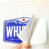 продвижение бренда водонепроницаемый ПВХ винил высечки логотип