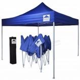 Дешевая сверхмощная наружная водонепроницаемая палатка с навесом на заказ 3x3 м, всплывающая рекламная палат