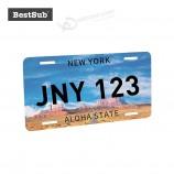 승화 미국 번호판 (6 인치 X12 인치, A) (mcp1530)