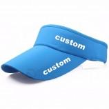 бейсболка с утиным языком пустая цилиндр с принтом логотипа спортивный солнцезащитный козырек шляпа волонт