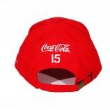 カスタムロゴが付いている卸し売り野球帽の広告の帽子