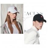 卸売カスタム綿とダクロンスポーツキャップ帽子中国風刺繍広告帽子6パネルであなた自身のキャップをデザインします。