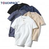 ロゴ印刷の新しいデザインのカスタム広告Tシャツ