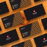 дешевая Низкая MOQ высококачественная роскошная индивидуальная визитная карточка на заказ, универсальное об