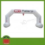 Beautiful Black Color Cheap Inflatable Advertising Arch