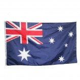 90 X 150cm Australia Aussie National Flag Hanging Flag Polyester. Australia Flag Outdoor Indoor Big Flag for Celebration