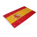 Custom Made Printed Different Types National Country Spain Spanish Flag