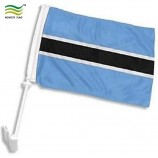 Botswana National Flags, Hand Flags, Car Flags, Bunting Flag (B-NF08F01003)