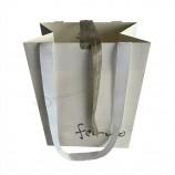 Рождественский подарок бумажный мешок шкатулка для дамских сумок упаковка сумка