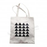 유통 여성 핸드백 캔버스 프로모션 쇼핑 캐리어 포장 가방