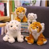 плюшевые игрушки тигра, игрушки животных