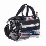 プロモーション旅行トイレタリーバッグ化粧バッグカスタムPVC化粧品バッグ