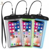 防水携帯電話バッグPVC防水アームバッグ