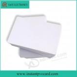 양면 인쇄 플라스틱 13.56mhz M1 rfid IC 카드