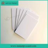 표준 신용 카드 크기 잉크젯 근접 13.56mhz S50 IC 카드