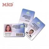 ホットセールインクジェット印刷学生従業員プラスチック作業IDカード/写真カード