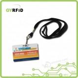 시계 시스템 용 ntag216 카드 직원 ID 카드 (ISO)