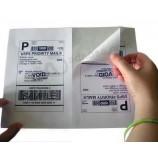 Этикетки формата А4, самоклеящиеся этикетки размером 8,5х5,5 дюйма