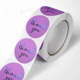 водонепроницаемый прозрачный ПВХ ПЭТ Бопп виниловая клейкая бумага для печати этикеток наклейка